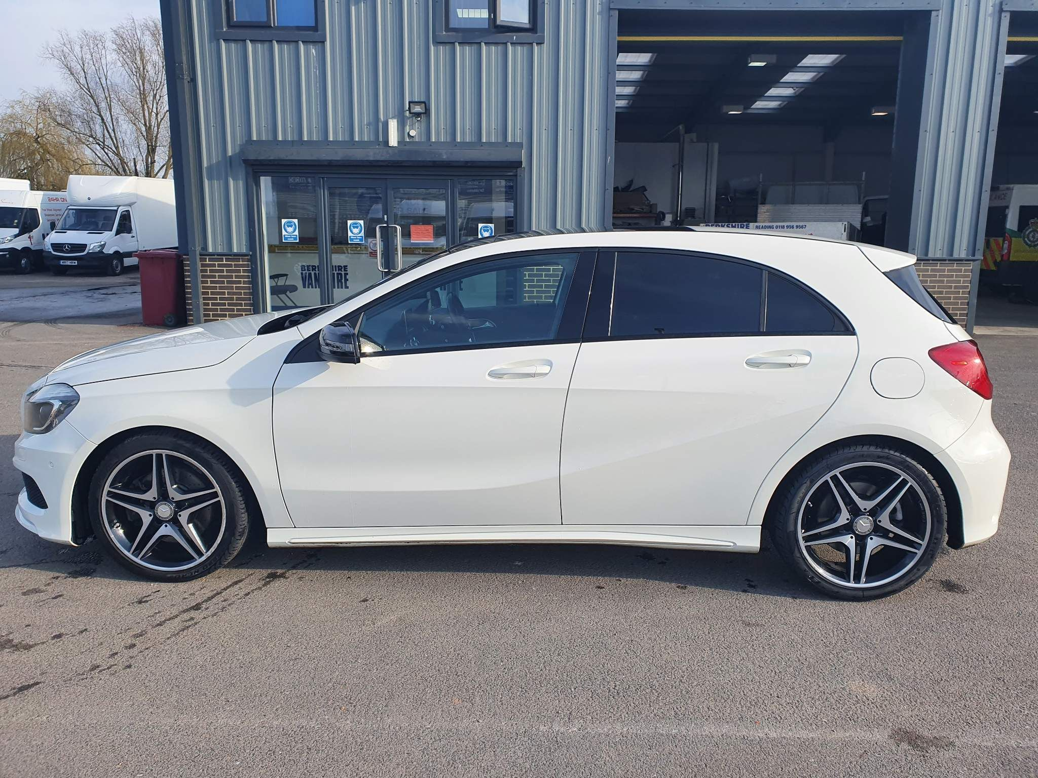 Mercedes A-Class A220cdi AMG Night Edition For Sale