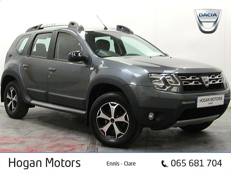 Dacia Duster Special Edition Summit Model 1.5 Diesel