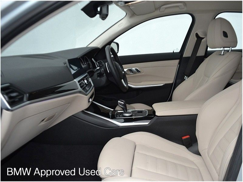 Used BMW 3 Series 320d Sport Saloon (2019 (191))
