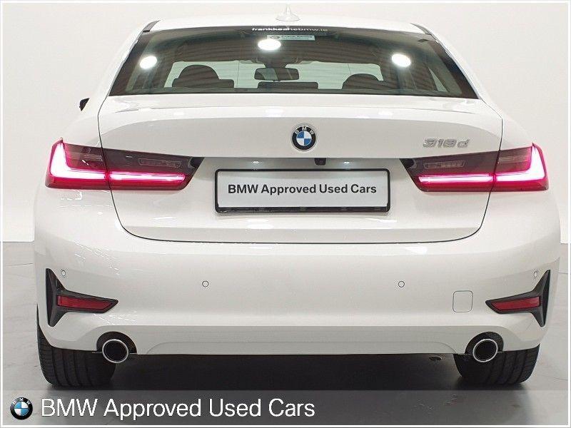 Used BMW 3 Series 318d SE Saloon (2019 (192))