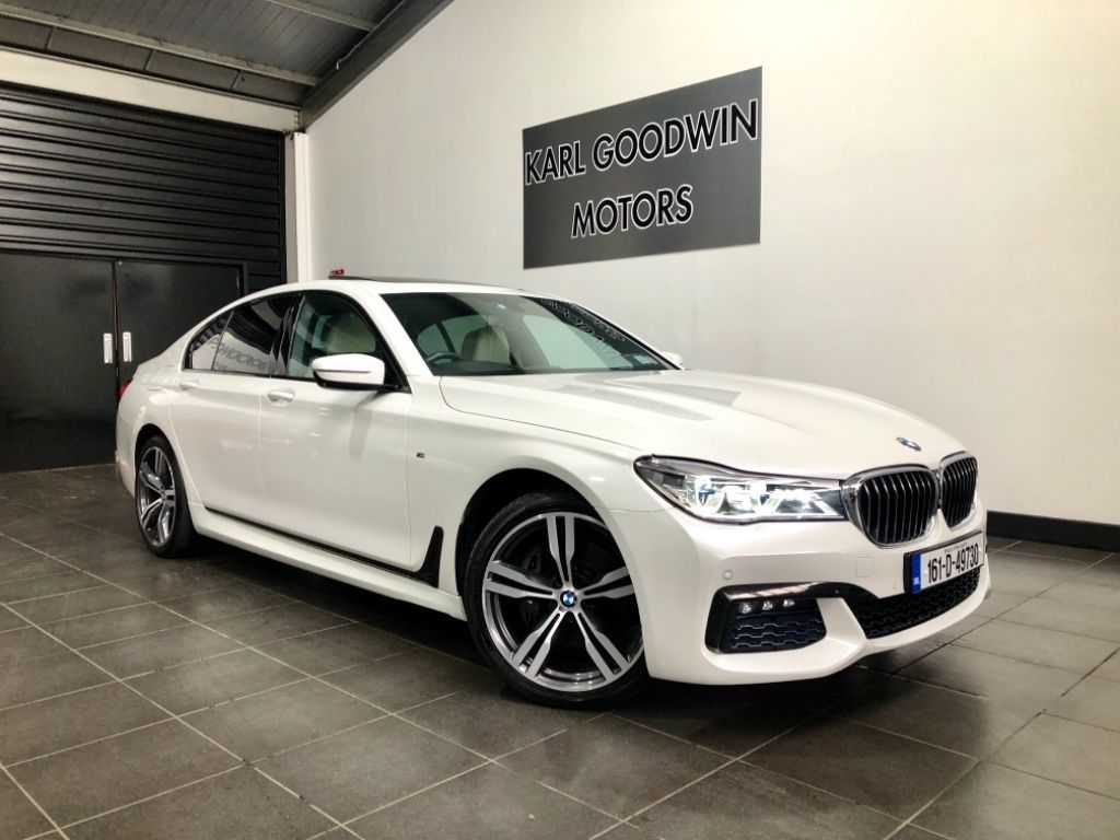 BMW 7 Series 730 D  XDRIVE M SPORT HUGE SPEC