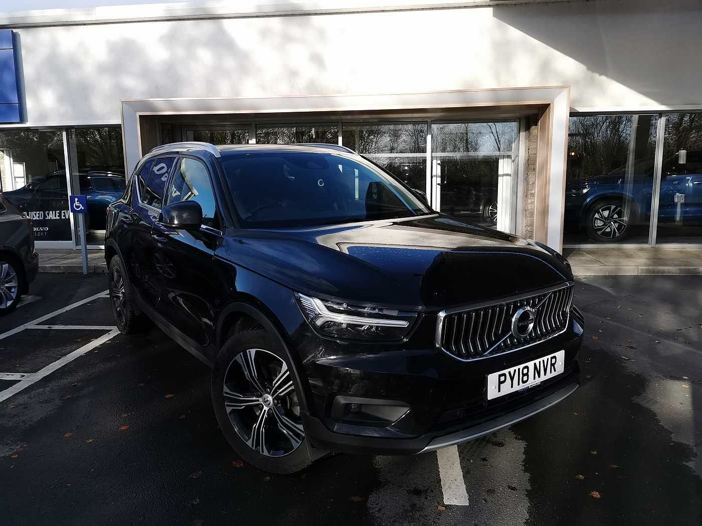 Volvo XC40 SUV 2.0 (190bhp) AWD T4 Inscription Pro (s/s)