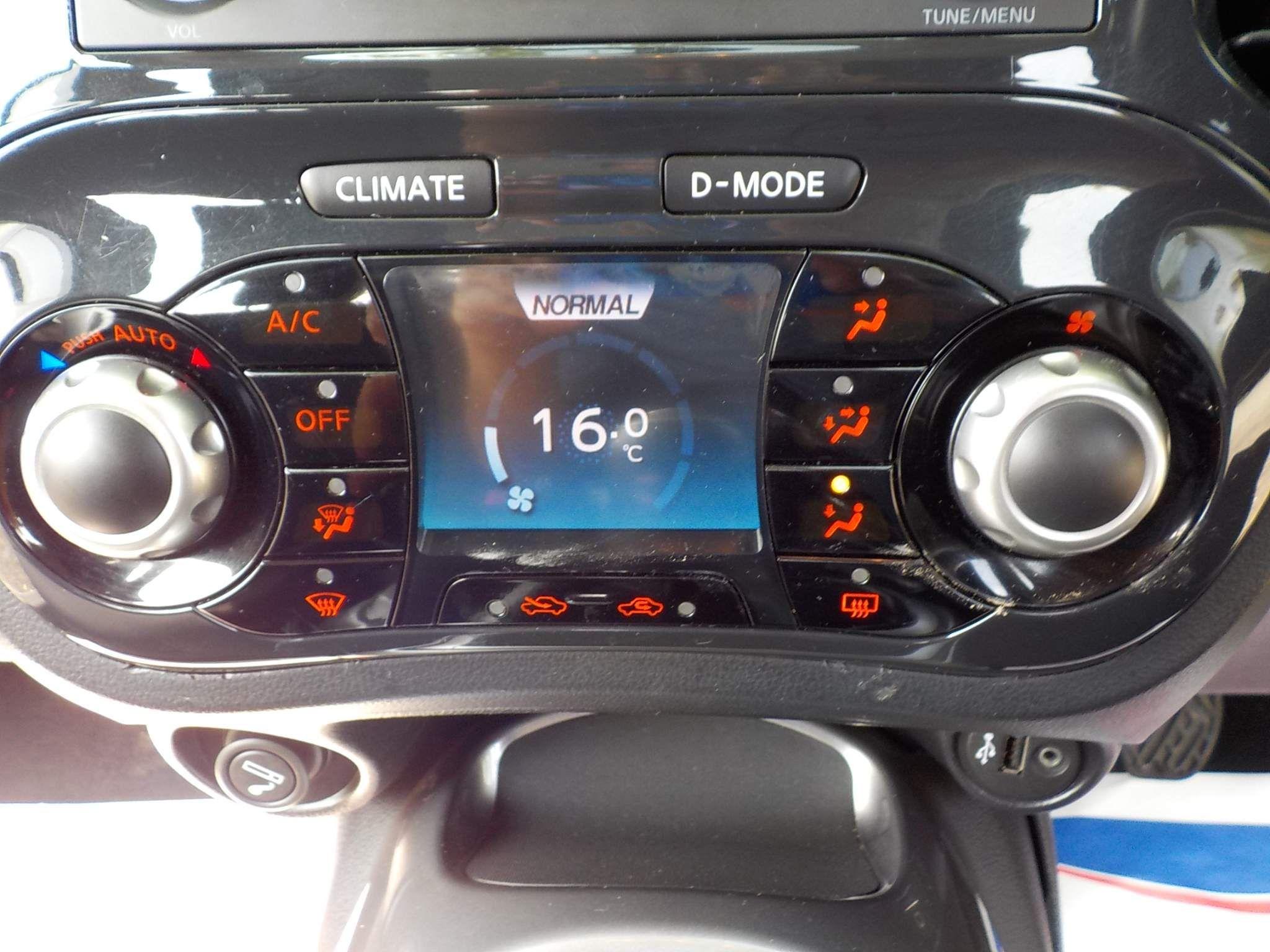Nissan Juke 1.6 Acenta Sport 5dr