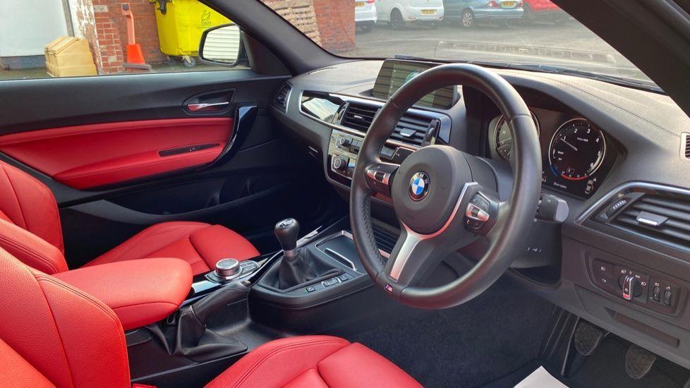 Image 5 - BMW 218d M Sport Coupe (YB69BXR)