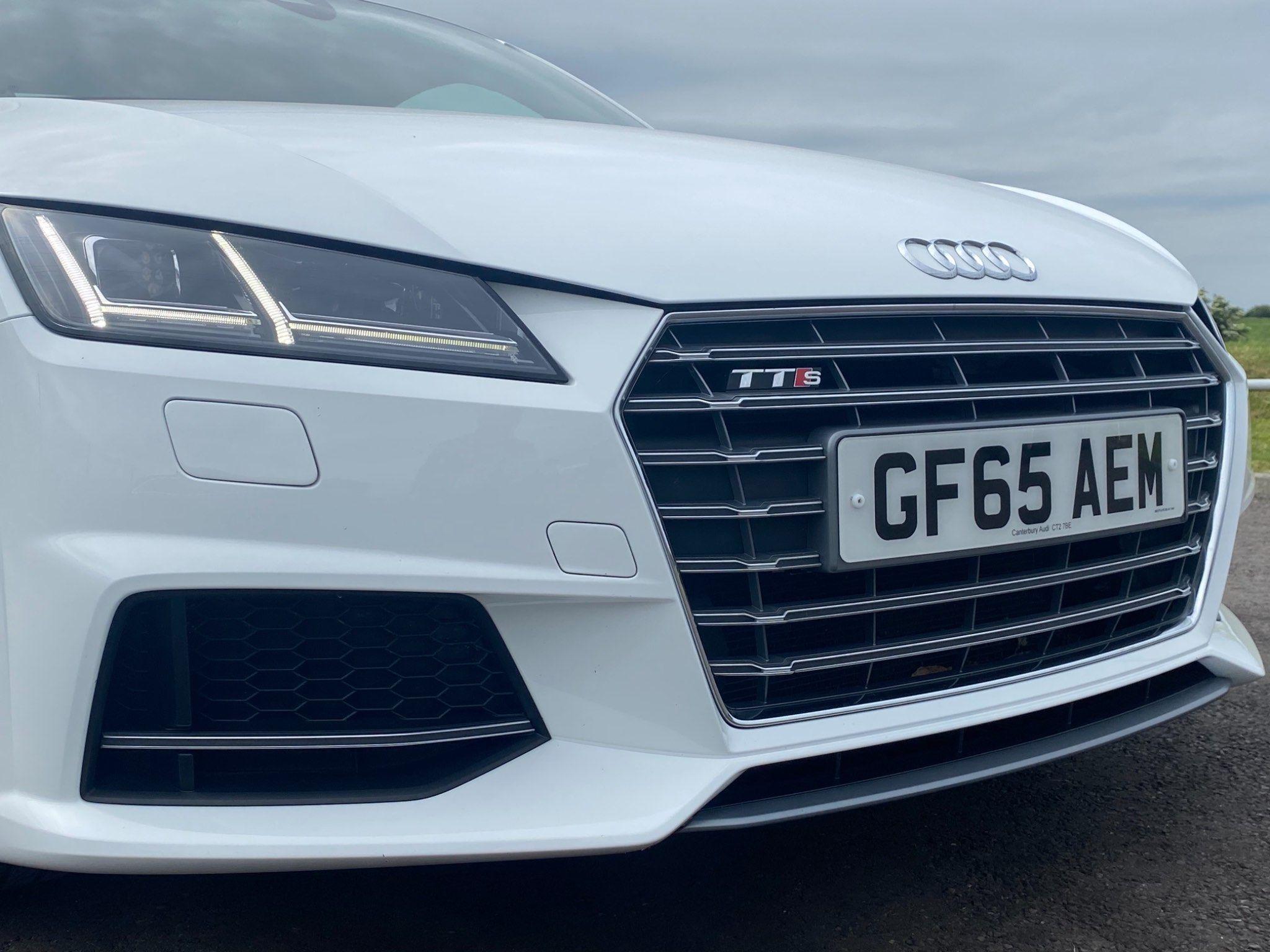 Audi TTS Images