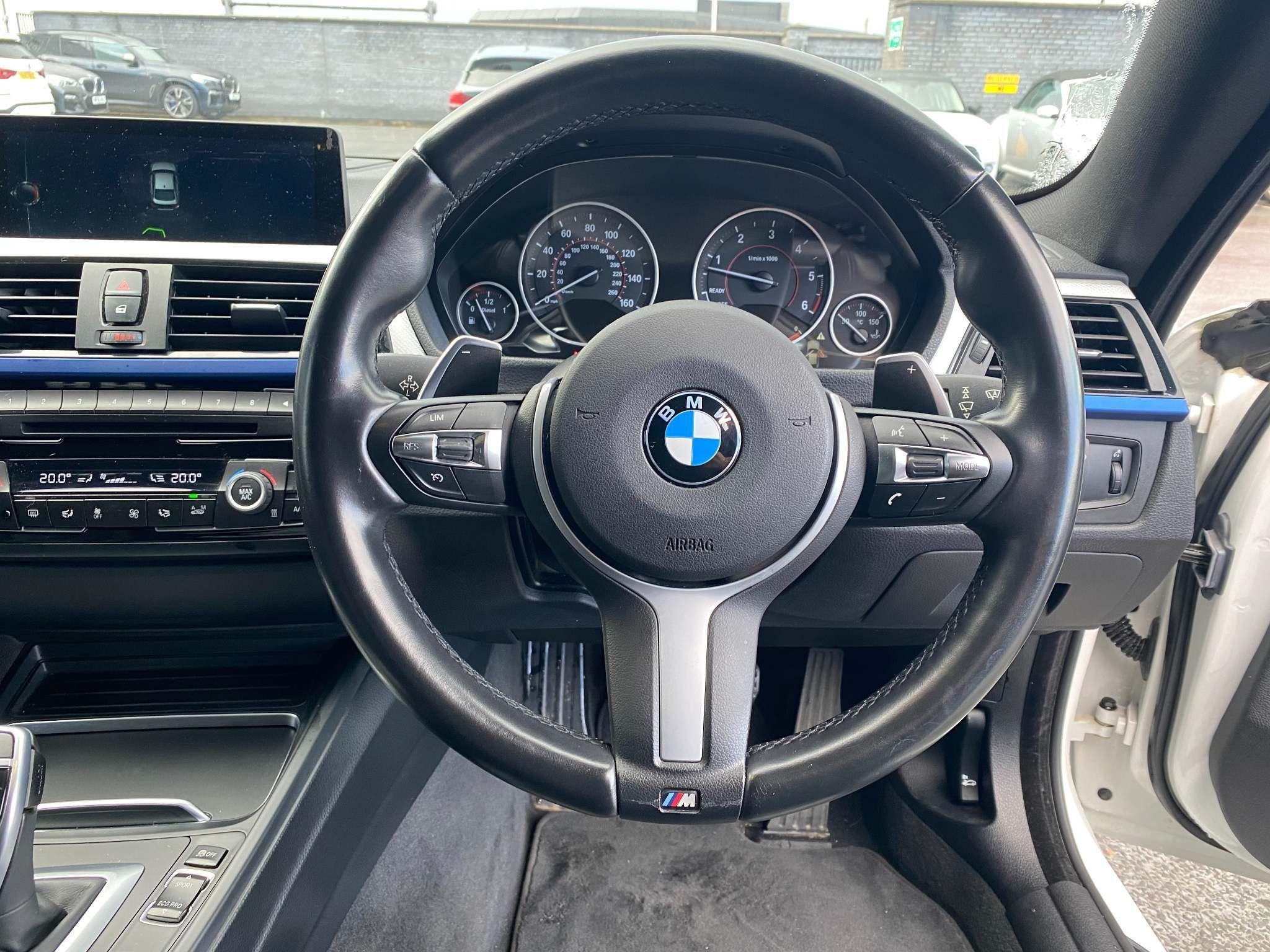 Image 19 - BMW 435d xDrive M Sport Gran Coupe (YK66LFF)