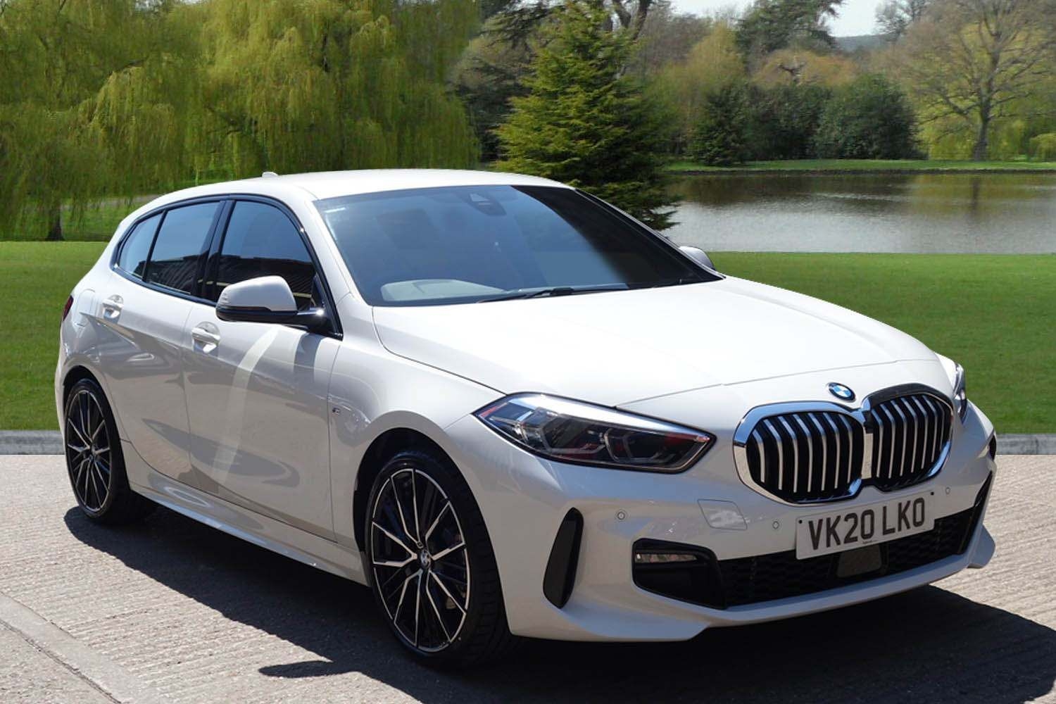 Bmw 1 Series White 5dr 2020 For Sale In Warwick Rybrook