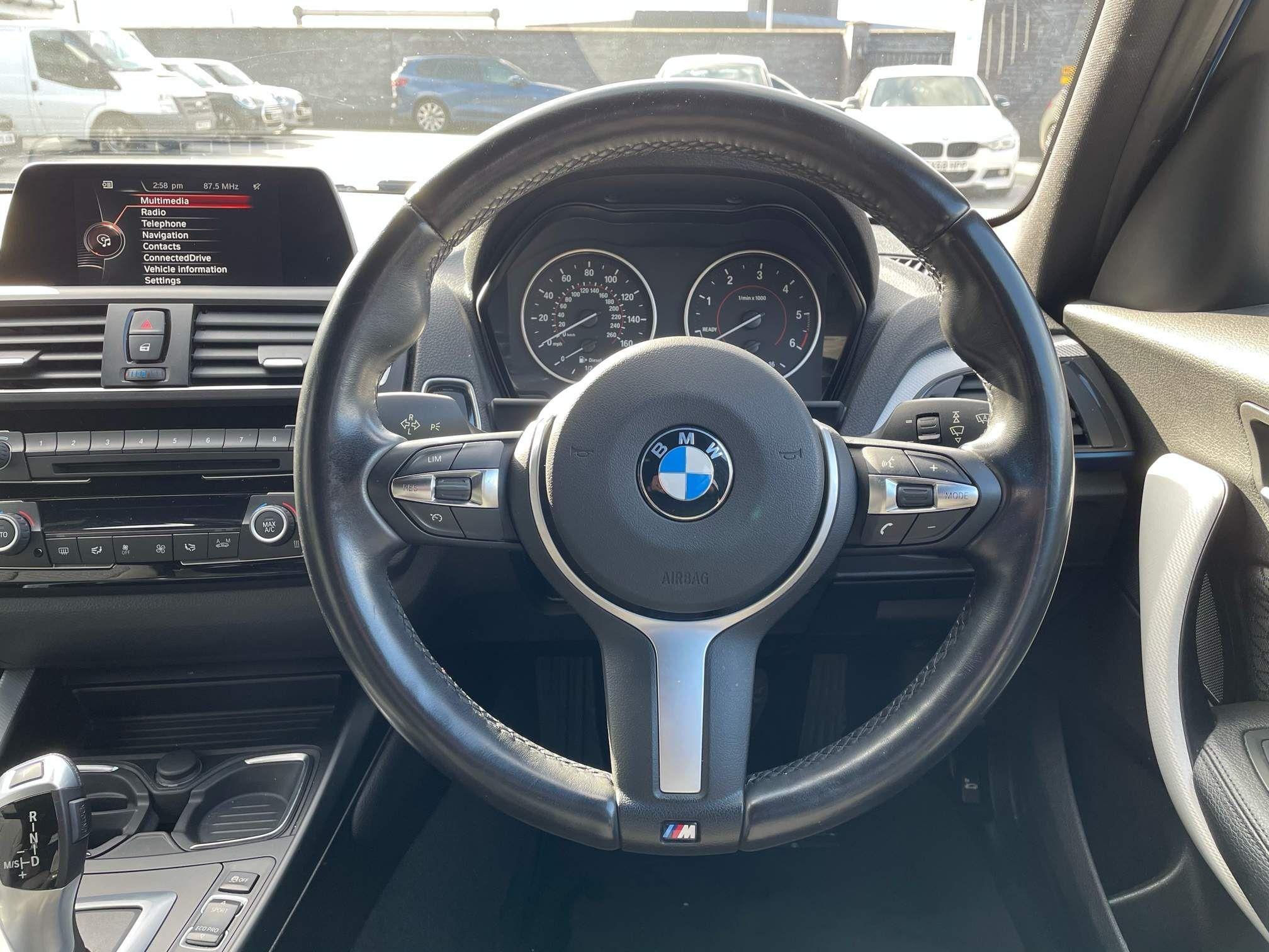 Image 9 - BMW 118d M Sport 5-Door (YF65XJM)
