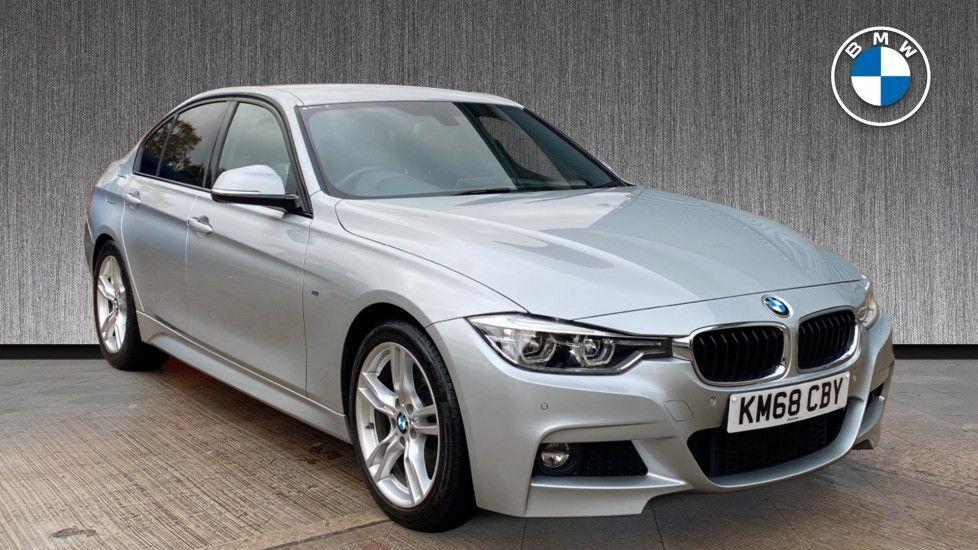 Image 1 - BMW 330d M Sport Saloon (KM68CBY)