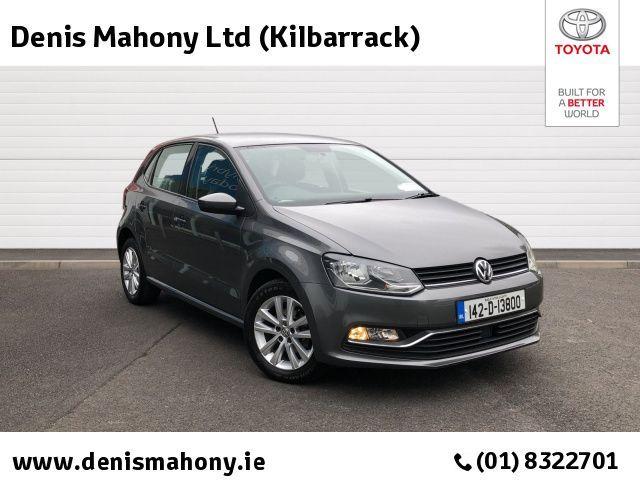 Volkswagen Polo COMFORTLINE 1.4TDI MANUAL 5DR @ DENIS MAHONY KILBARRACK
