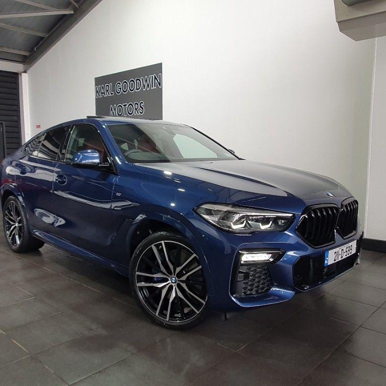 BMW X6 3.0 40D XDRIVE  4WD (400bhp) HUGE SPEC