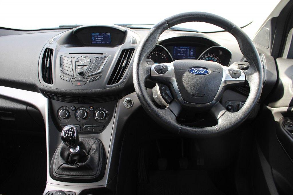 Ford Kuga 2.0 ZETEC TDCI 5DR