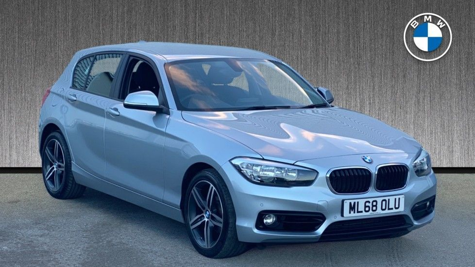 Image 1 - BMW 118i Sport 5-door (ML68OLU)
