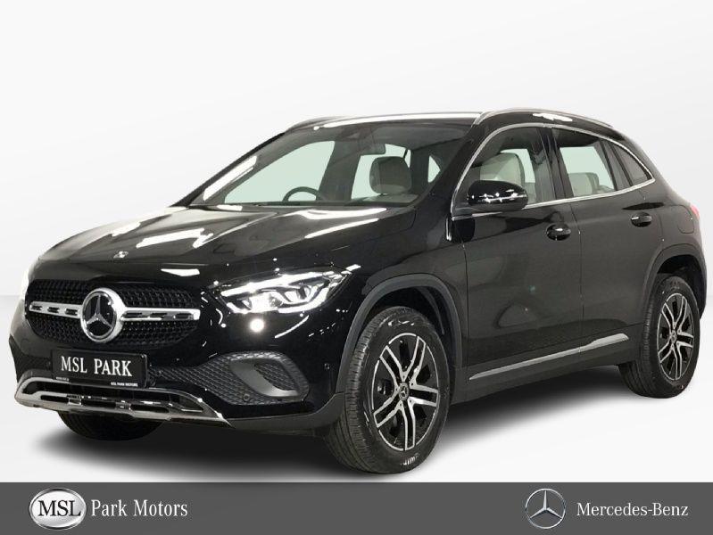 Mercedes-Benz GLA-Class 180d A/T Progressive - Order now for 2022 at MSL Park Mercedes-Benz
