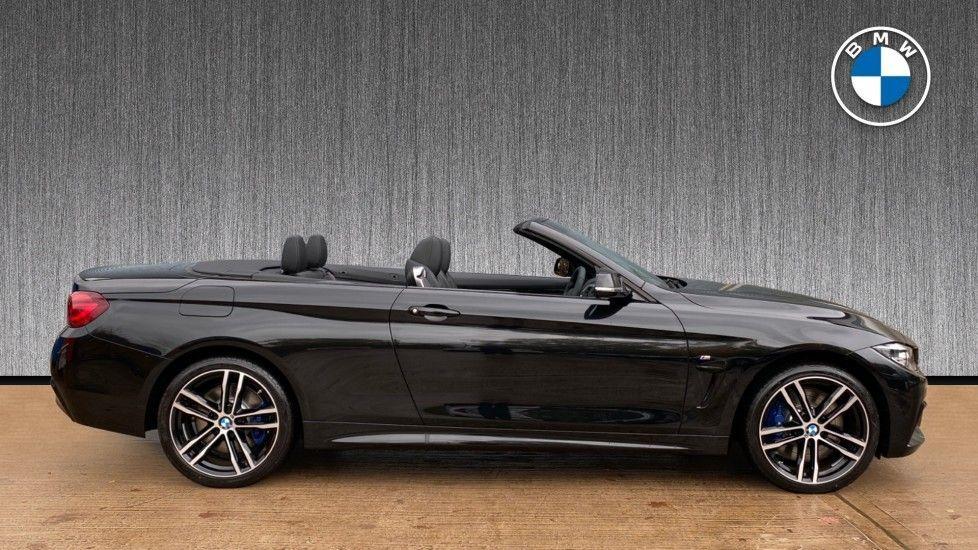 Image 3 - BMW 435d xDrive M Sport Convertible (MA20HPV)