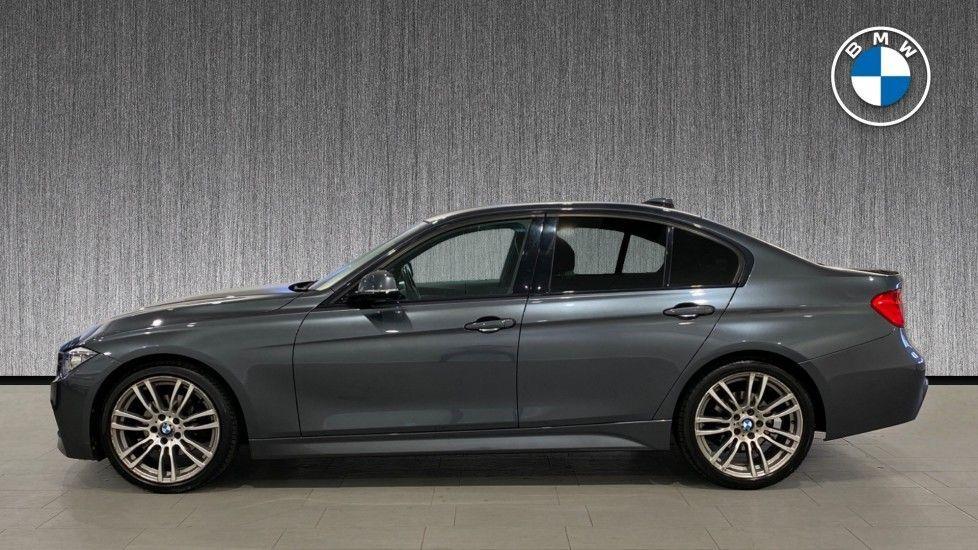 Image 3 - BMW 320d M Sport Saloon (YH13XCG)