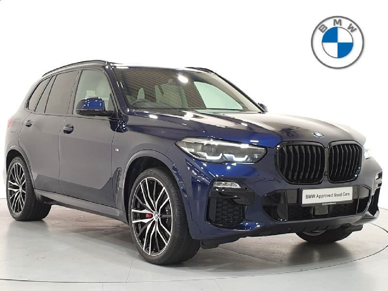 Used BMW X5 G05 X5 xDrive30d M Sport B57 3.0d ,M Sport Pro Pack, Technology Pack (2021 (211))
