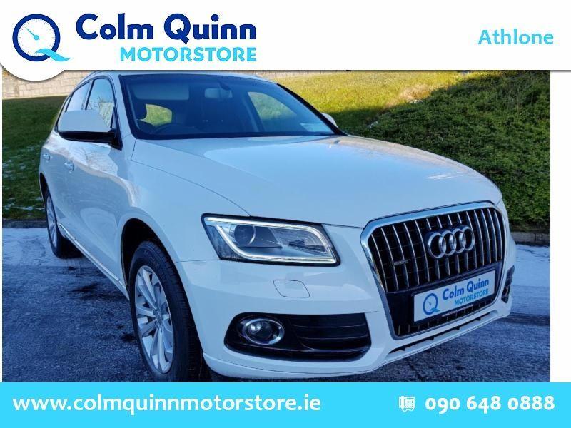 Audi Q5 SE 2.0TDI Auto - Commercial €24,495 + VAT