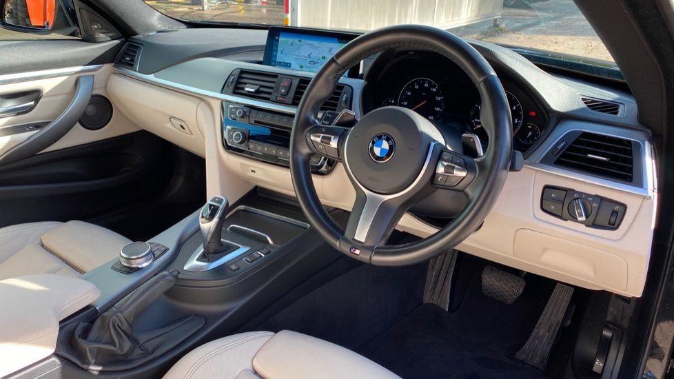 Image 5 - BMW 420d M Sport Coupe (BG17XVO)