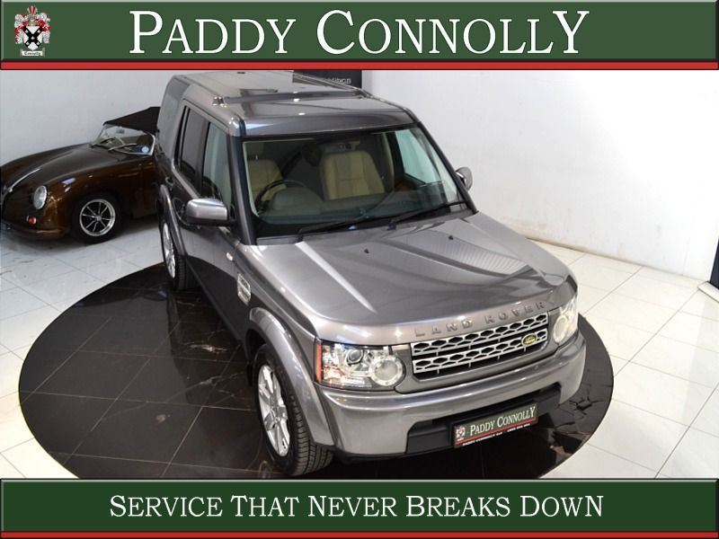 Used Land Rover Discovery 2 Seat Discovery 4 XE COMMERCIAL (2010)