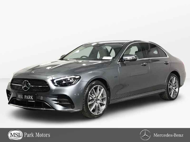 Mercedes-Benz E-Class 300E Plug-In Hybrid - Available to Order for 2022 221D