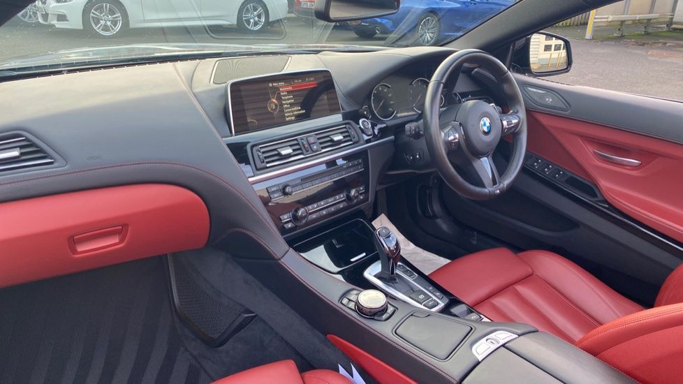 Image 6 - BMW 640i M Sport Convertible (LP16YWJ)