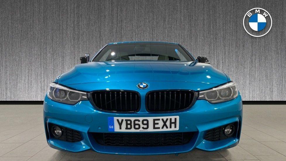 Image 16 - BMW 420i M Sport Coupe (YB69EXH)