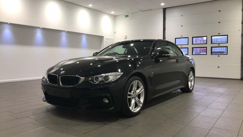 Image 18 - BMW 420i M Sport Convertible (DA15RTX)