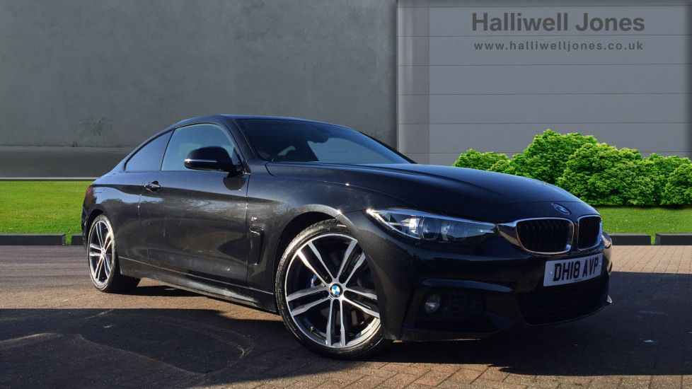 Image 1 - BMW 440i M Sport Coupe (DH18AVP)