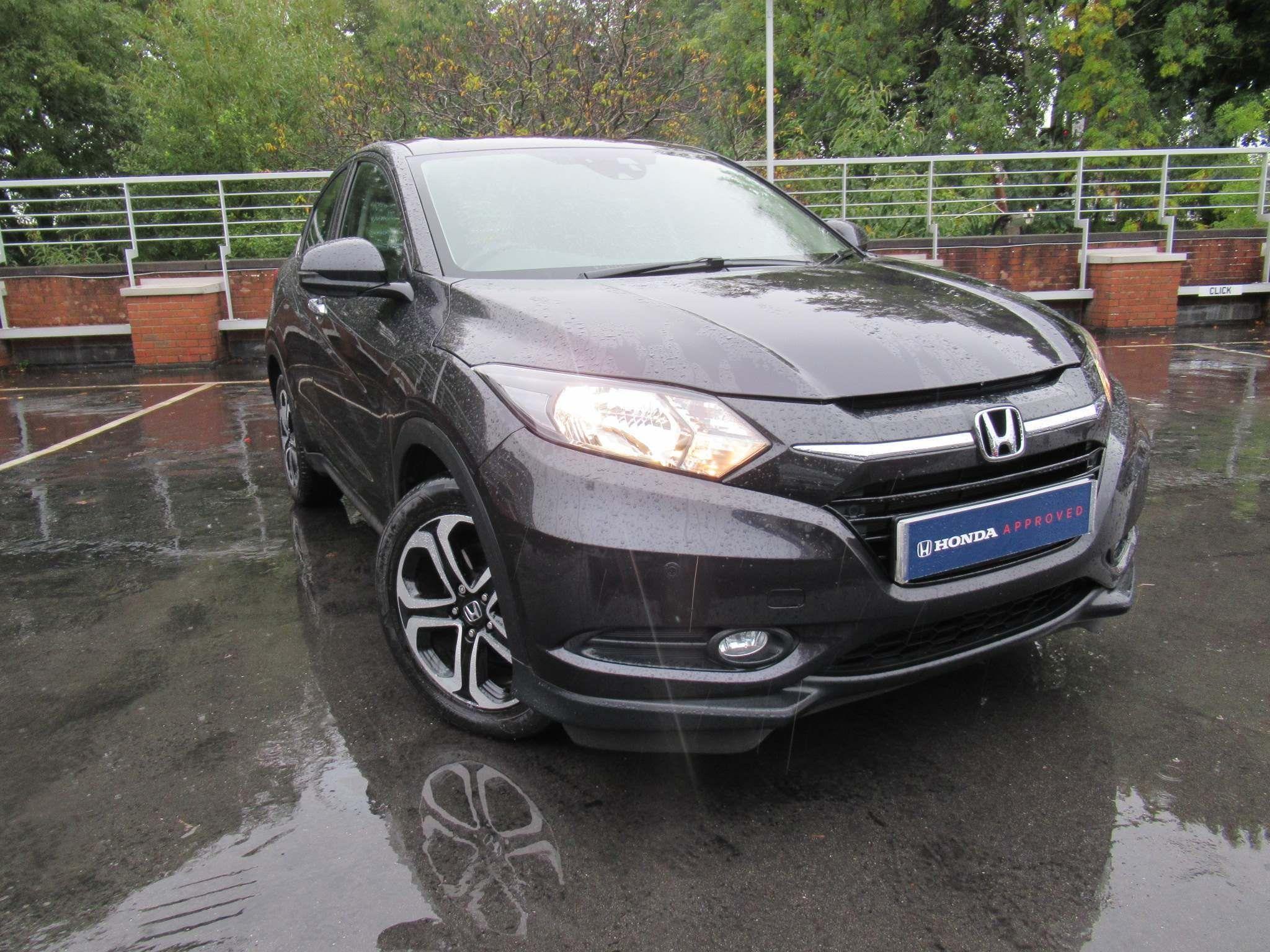 Honda HR-V 1.5 i-VTEC SE CVT (s/s) 5dr