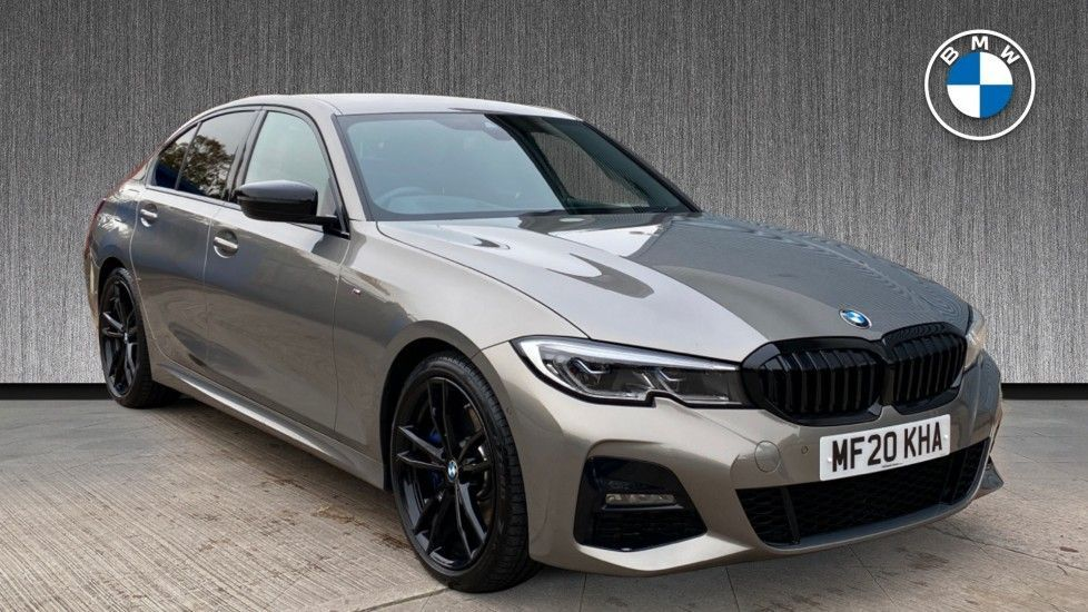 Image 1 - BMW 320i M Sport Plus Edition Saloon (MF20KHA)