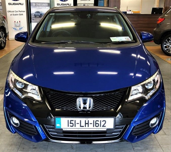 Used Honda Civic 1.4 I-VTEC SPORT 4DR *FINANCE FROM €61 A WEEK!! (2015 (151))