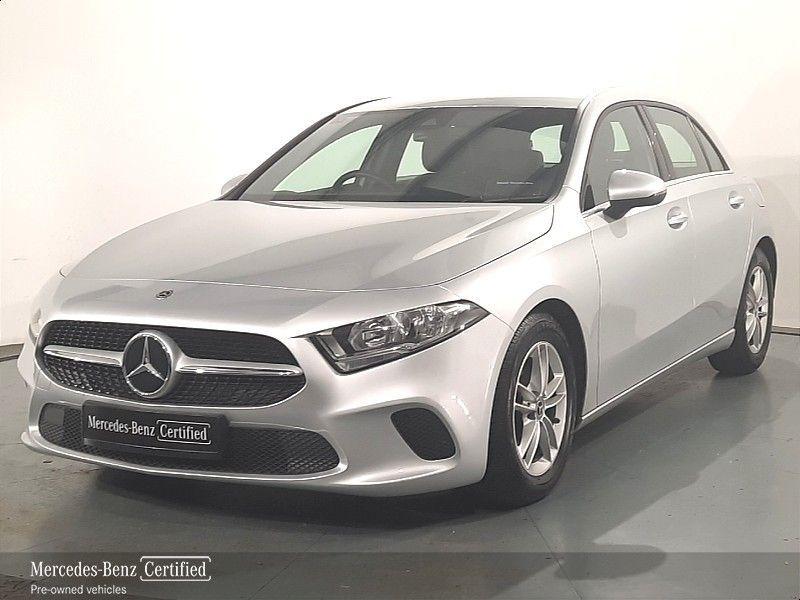 Mercedes-Benz A-Class A160D With Smartphone Integration