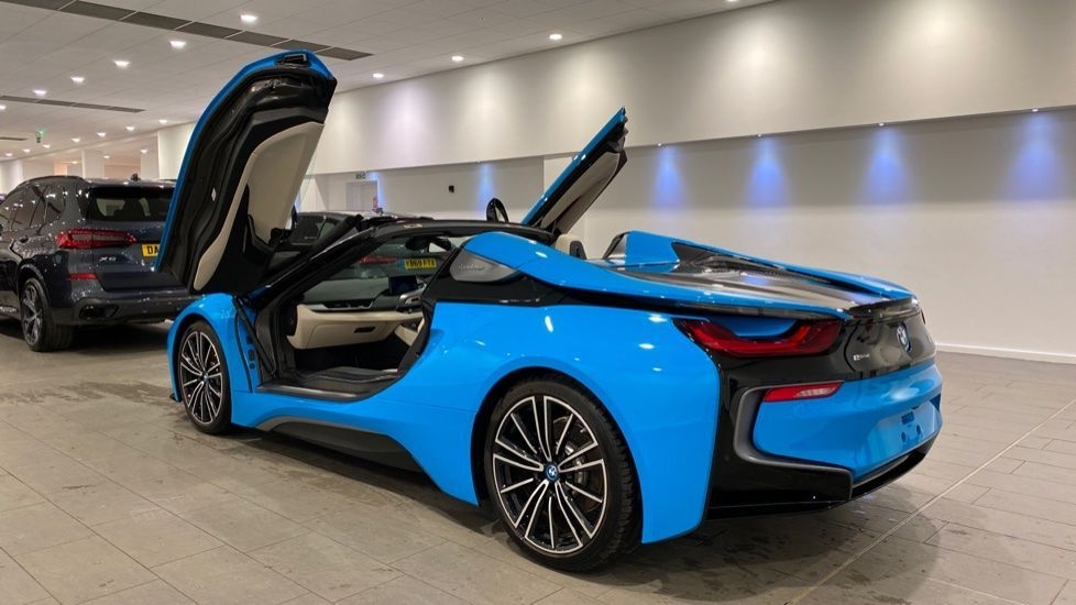 Image 20 - BMW Roadster (YA20HRU)