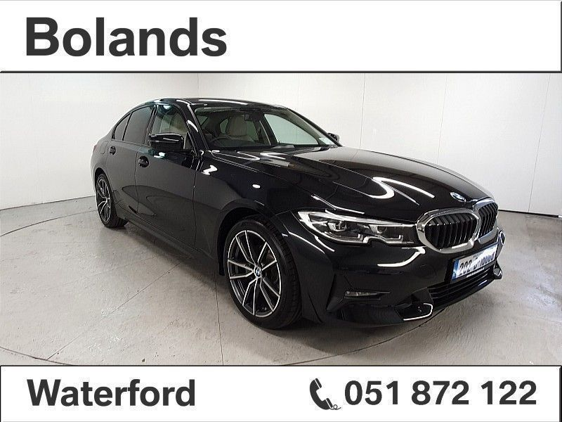 BMW 3 Series 318d Sport Saloon