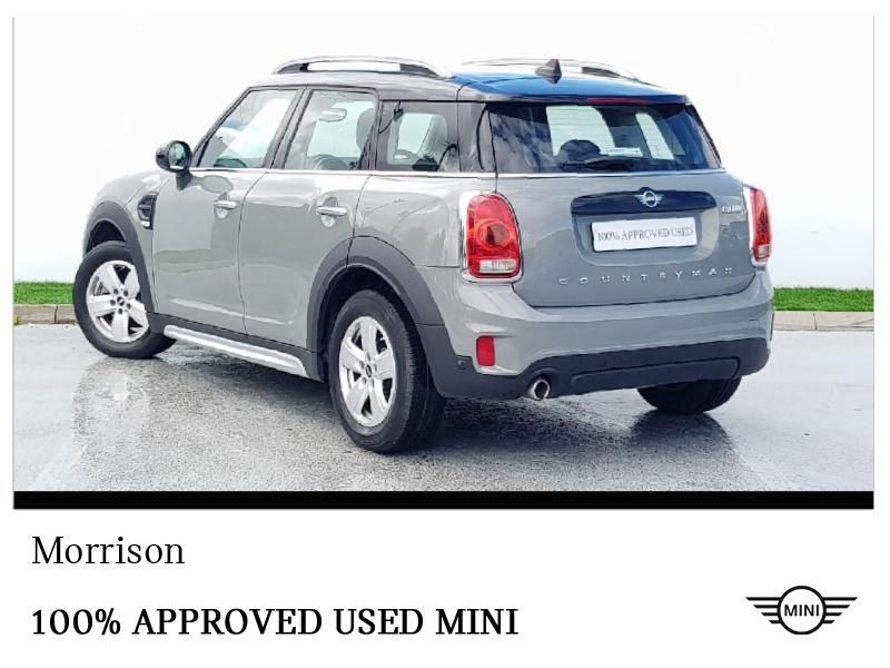 Used MINI Countryman Countryman Cooper D Classic (2019 (191))