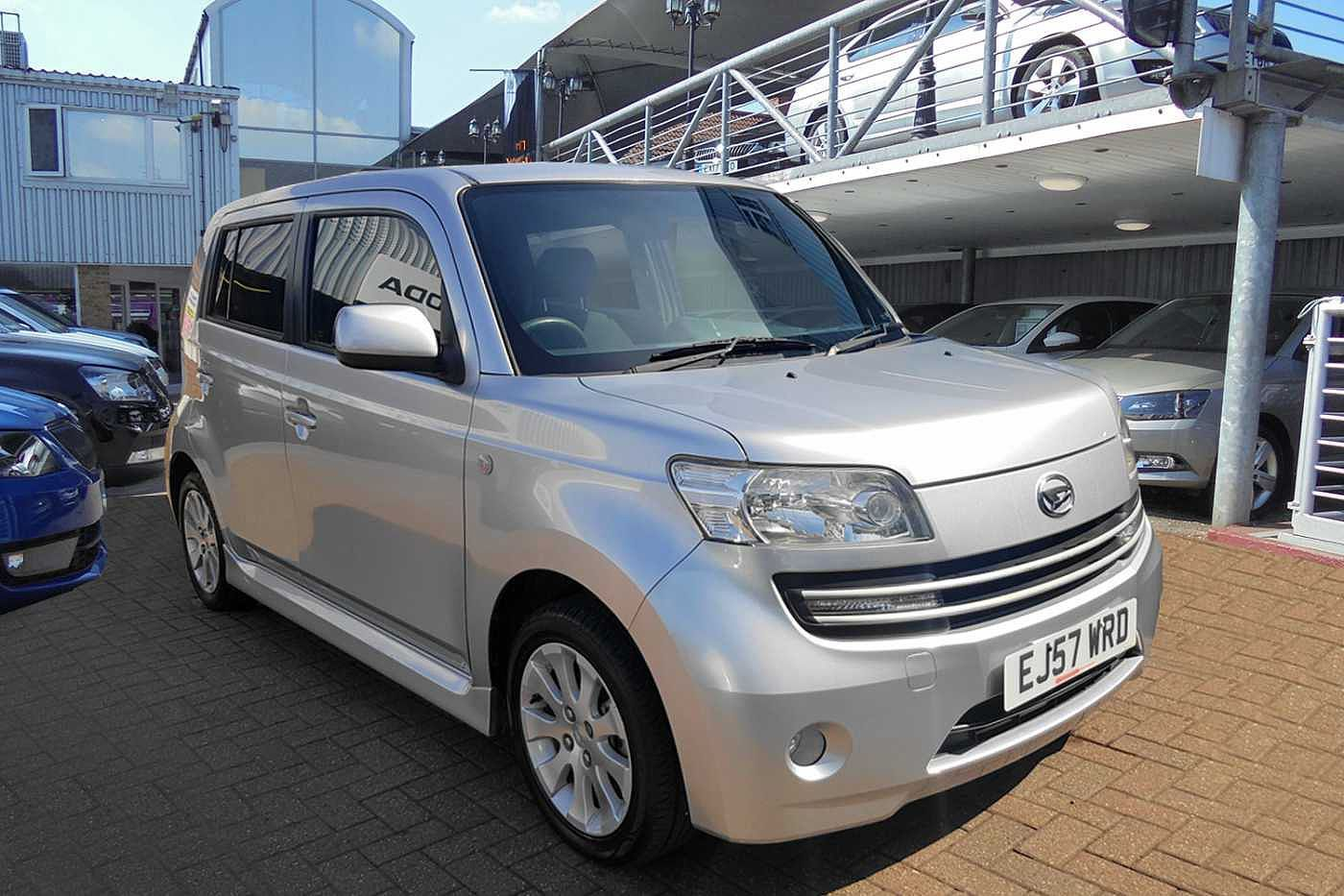 Daihatsu used cars for sale in UK on Auto Trader UK