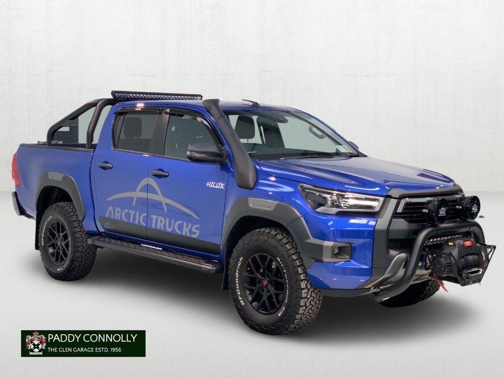 Toyota Hilux ARCTIC TRUCK ATU EDITION CREW CAB
