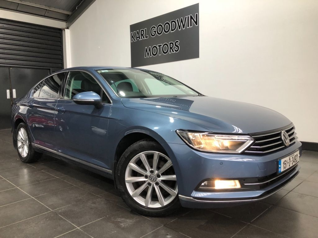 Volkswagen Passat HIGHLINE 1.6 TDI 6 SPEED FWD 120HP