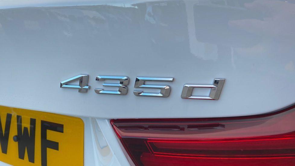 Image 20 - BMW 435d xDrive M Sport Convertible (CX20VWF)