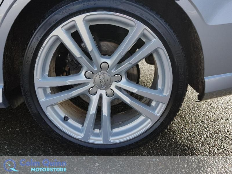 Used Audi A3 1.6TDI 116 S LINE ST 4DR AUTO (2018 (182))