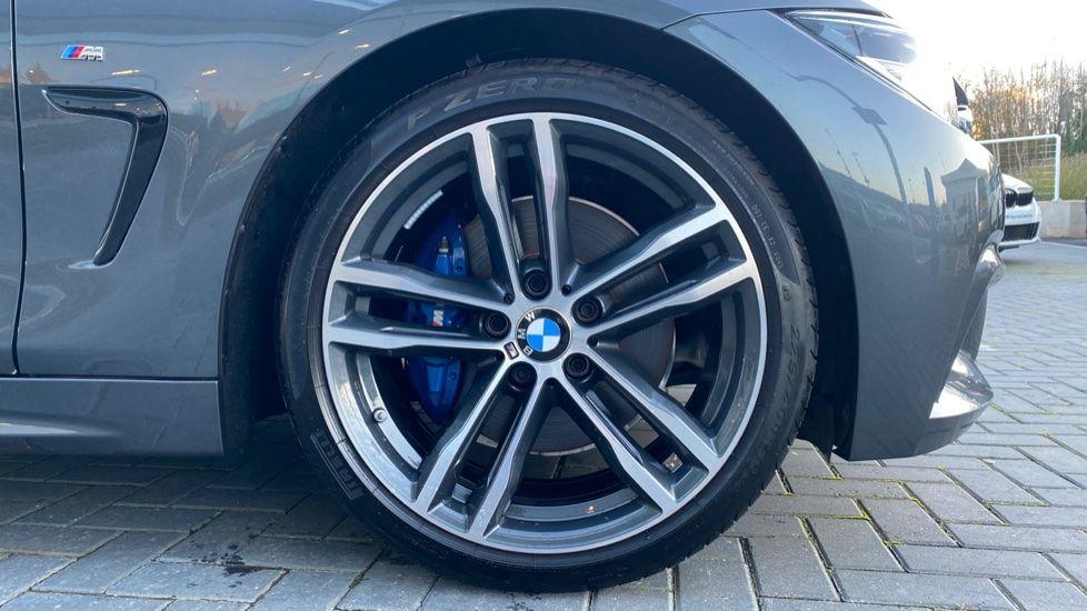Image 14 - BMW 420d M Sport Convertible (CX20KCV)
