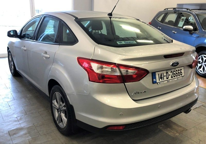 Used Ford Focus EDITION 2.0TDCI 115PS 4D (2014 (141))