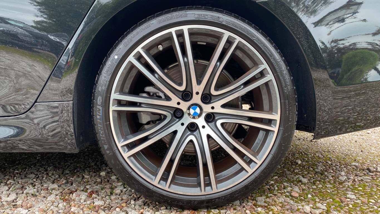 Image 4 - BMW 520d M Sport Saloon (MT20HJO)