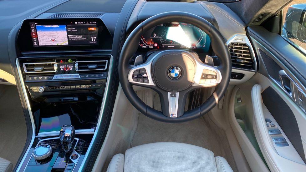 Image 8 - BMW 840i Gran Coupe (YE69WNX)