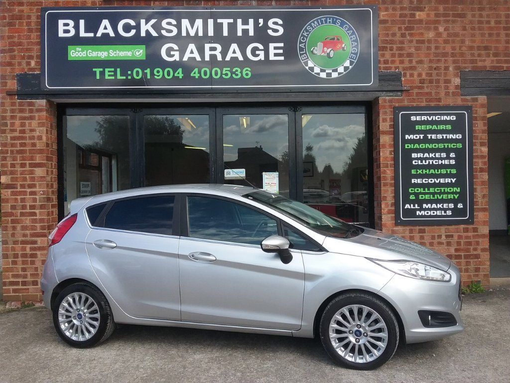 Ford Fiesta used cars for sale in York on Auto Trader UK