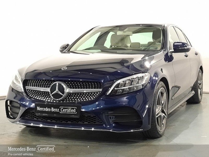 Mercedes-Benz C-Class C220D 194 BHP AMG Pack SMARTPHONE from €629 per month*