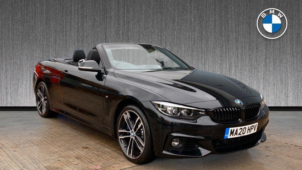 Image 1 - BMW 435d xDrive M Sport Convertible (MA20HPV)