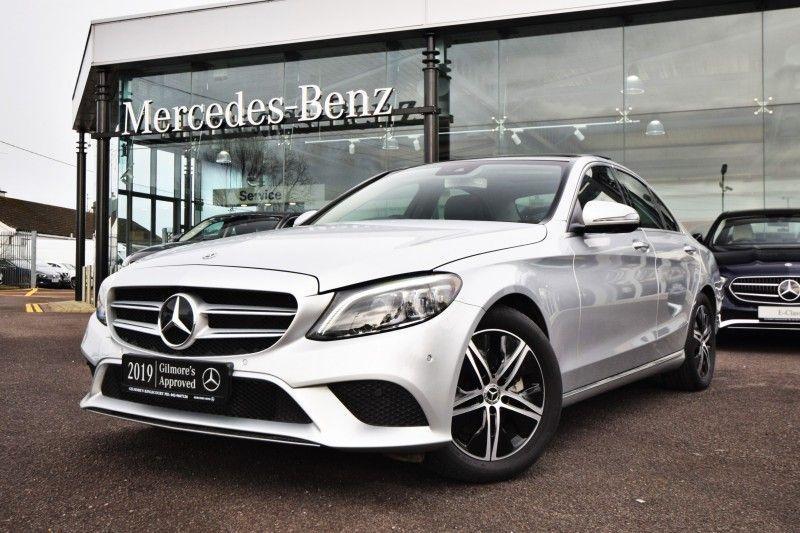 Mercedes-Benz C-Class C220d Premium Plus 9G-Tronic