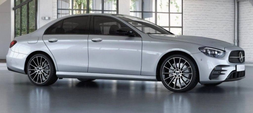 Mercedes-Benz E-Class E220 AMG LINE NIGHT PACK UPGRADED ALLOYS 'RESERVE FOR 211 TODAY'
